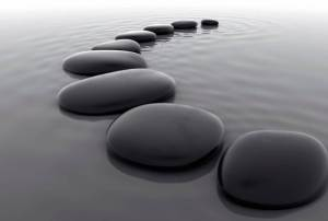 life stepping stones