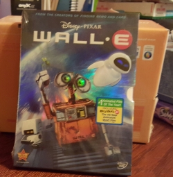 Disney Pixar Wall E