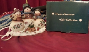 Winter Snowman Gift Collection