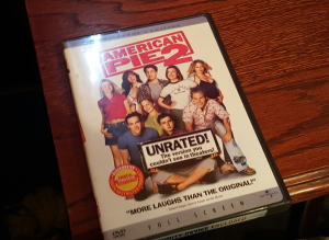 Click to view larger image and other views American-Pie-2-DVD-2002-Unrated-Version-Collectors-Edition  American-Pie-2-DVD-2002-Unrated-Version-Collectors-Edition  American-Pie-2-DVD-2002-Unrated-Version-Collectors-Edition Have one to sell? Sell now  American Pie 2 (DVD, 2002, Unrated Version; Collector's Edition)