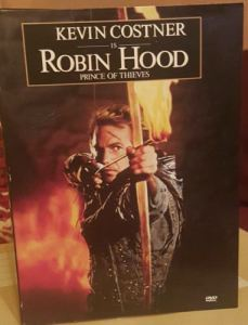 Robin Hood Prince of Thieves DVD Warren Brothers, Action, Drama, US