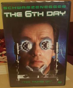 The 6th Day (DVD, 2001)
