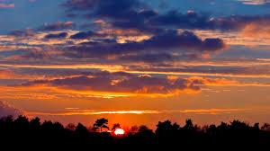 Landscape Wonderful Nature Sunset