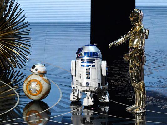 Tony Dyson, creator of 'Star Wars' R2D2,dies
