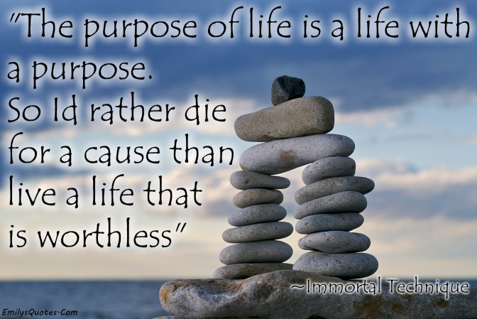 The Purpose God Has In Your Life