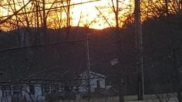 Sunset neighbor