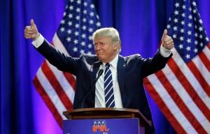 Donald Trump Republican Party Nominee