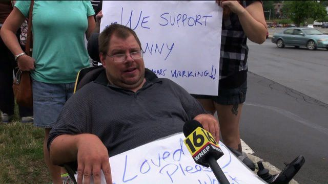 Wal-Mart Lets Go Disabled Man After 21 Years Due To Policy