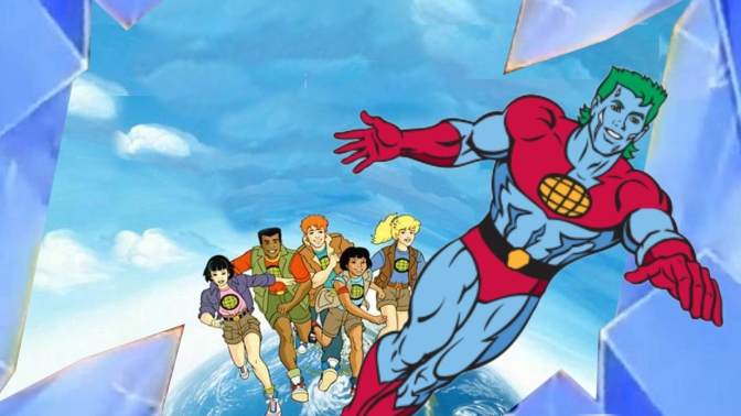 Leonardo DiCaprio Produced Captain Planet Movie In The Works