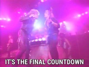 Screenshot from The Final Countdown