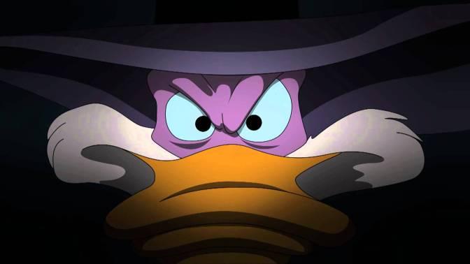 DuckTales Revival: Darkwing Duck confirmed