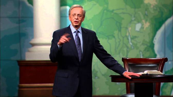 God Acts On Our Behalf by Dr. Charles Stanley