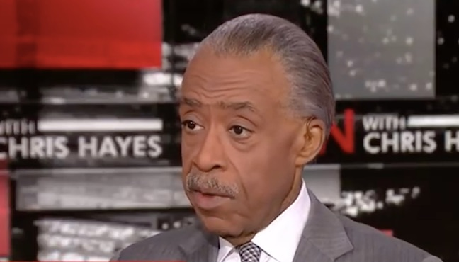 Al Sharpton Accuses Trump Of 'Racism With Steroids'