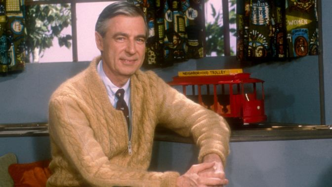 Mister Rogers Was The Inspiration Of Life