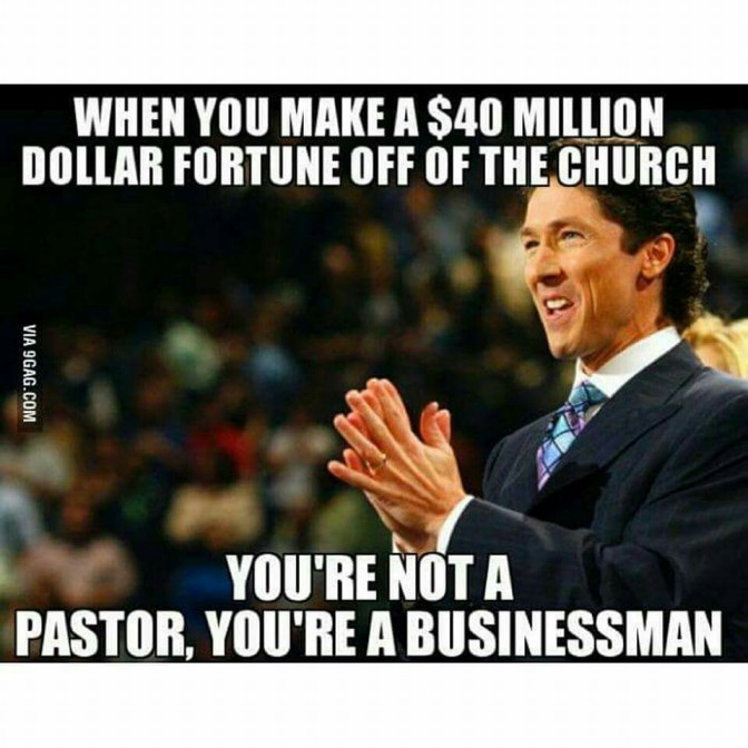 Is Joel Osteen A False Prophet – thebiblicalworldview.org