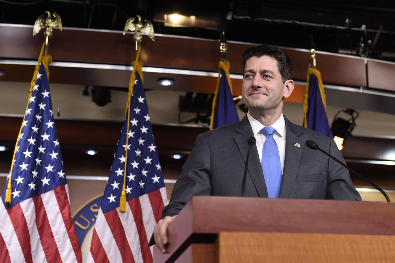 Outgoing House Speaker Paul Ryan Cites Not Paying Off National Debt as Big Regret — TIME