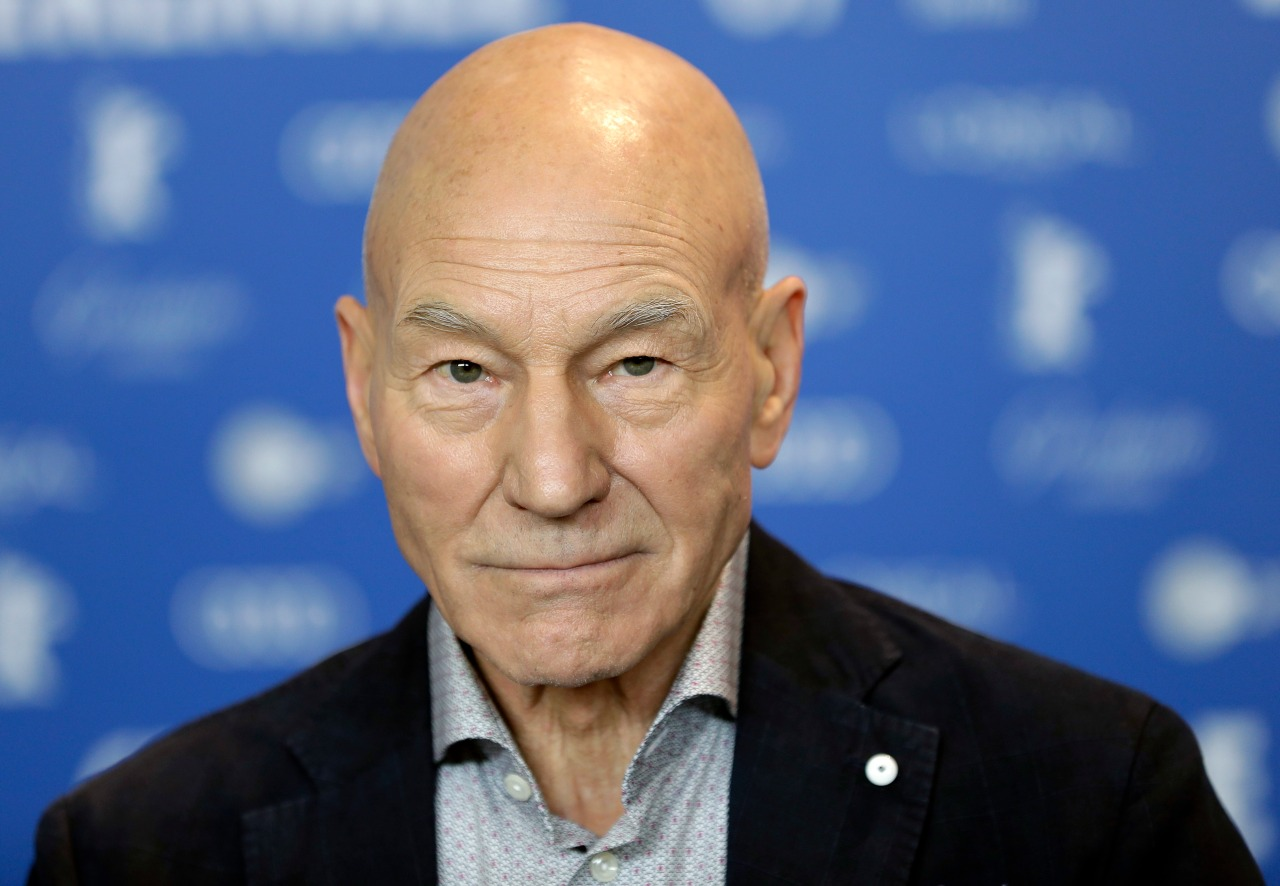 Patrick Stewart to Return as Star Trek's Jean-Luc Picard And The Internet Is Pretty Excited —TIME