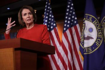 Judge Jeanine Tells Nancy Pelosi How It Is