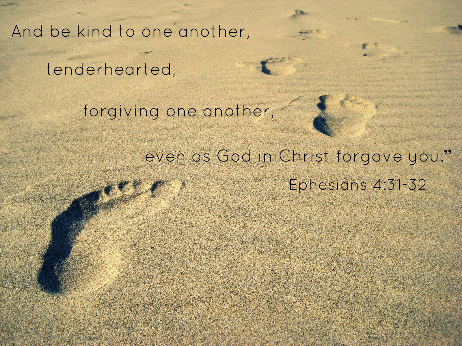 It is Hard but, Forgive and Forget
