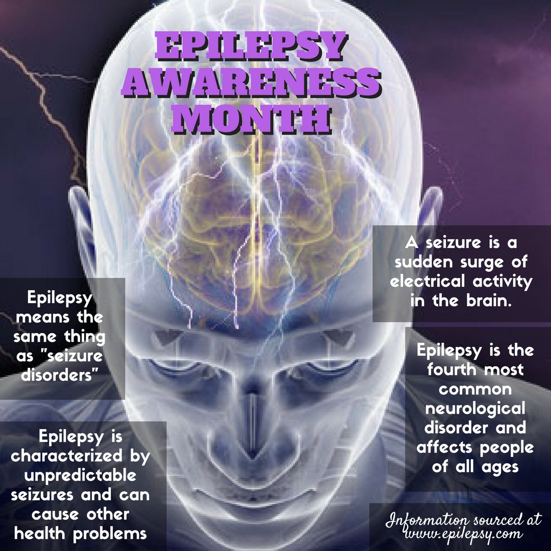 Open Up About Epilepsy Awareness