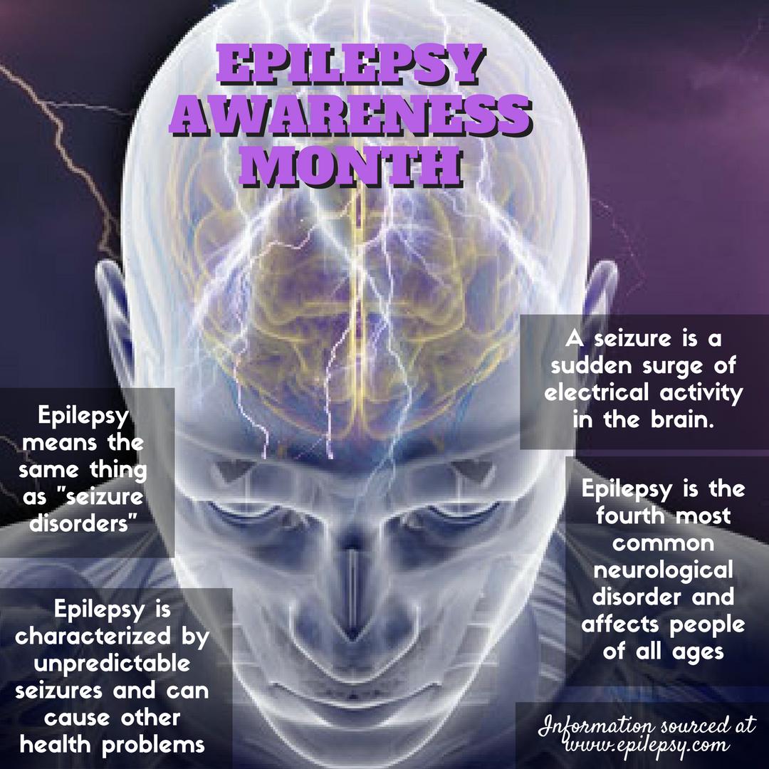 Open Up About EpilepsyAwareness