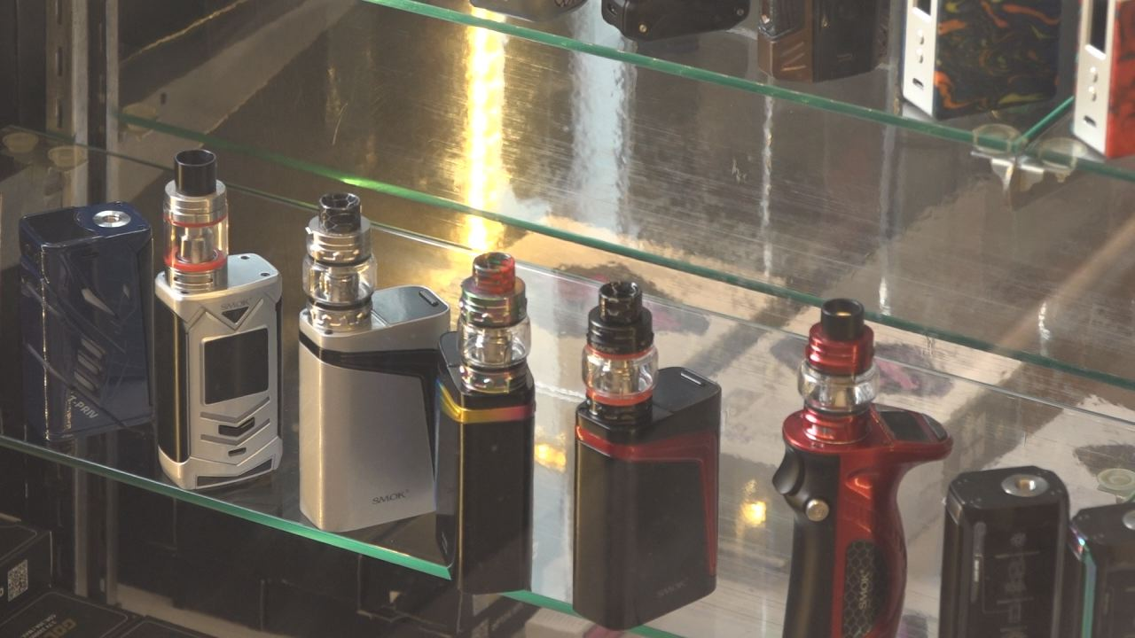 Small vape shops scramble for survival as government, Big Tobacco put up 'one hurdle after another' | TribLIVE.com