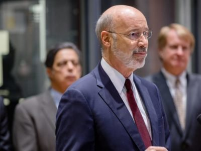 PA Gov. Tom Wolf aligns with George Soros' agenda
