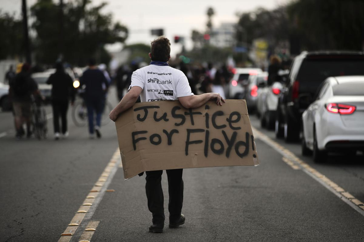 California Man Fatally Shot by Police Amid Floyd Protests Was Kneeling and Had a Hammer Not Gun:Chief