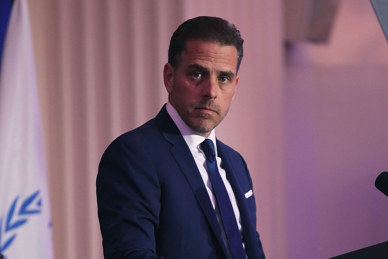 Hunter Biden admits he used to smoke parmesan cheese because it resembled crack | Fox News